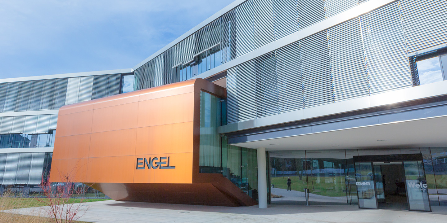 ENGEL Headquarter in Schwertberg